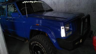 1991 Jeep Cherokee 2.5 - SIAP PAKAI!