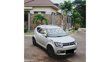 2017 Suzuki Ignis GX - Mobil Pilihan