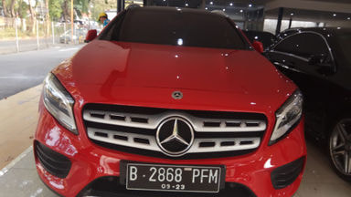 2018 Mercedes Benz GLA GLA - Elegan dan tangguh nego