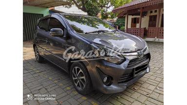 2018 Toyota Agya G