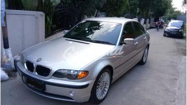 2002 BMW 318i E46 - Siap pakai