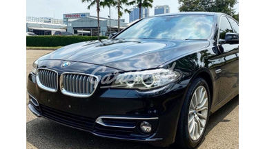 2014 BMW 520i LUXURY LCI FACELIFT - Terawat Barang Cakep