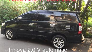 2010 Toyota Kijang Innova 2.0 V - Barang Bagus Siap Pakai (s-1)