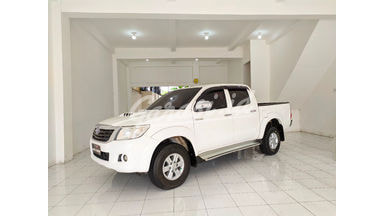 2014 Toyota Hilux G 4x4