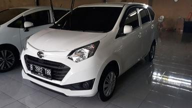 2017 Daihatsu Sigra X - Mulus Terawat