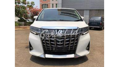 2018 Toyota Alphard G - Barang Bagus Dan Harga Menarik