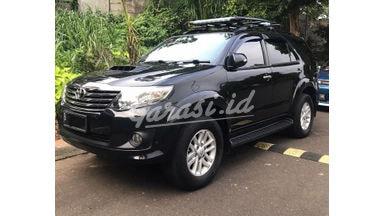 2013 Toyota Fortuner G VNT