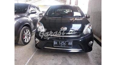 2014 Toyota Agya mt - Nyaman Terawat