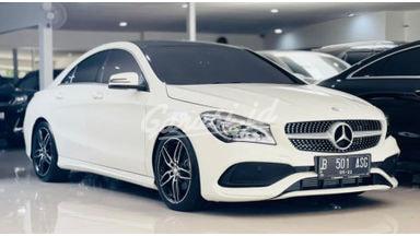 2016 Mercedes Benz CLA-Class Sport