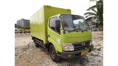 2013 Hino Dump Truck Engkel Box Long - Garang Full Perawatan Bisa Kredit