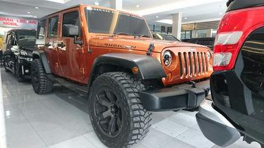 2011 Jeep Wrangler RUBICON - Siap Pakai Mulus Banget