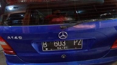 2001 Mercedes Benz A-Class A.140 - Kondisi Istimewa Jarang Pakai (s-3)