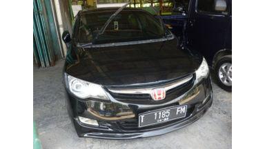 2008 Honda Civic I-VTEC - Mulus Siap Pakai