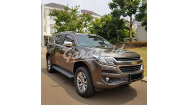2017 Chevrolet Trailblazer LTZ - Barang Langka
