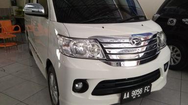 2014 Daihatsu Luxio X - Kondisi Mulus