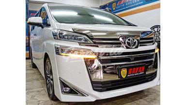 2018 Toyota Vellfire G THE LAST EDITION