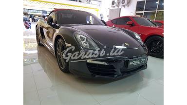 2013 Porsche Boxster 2.7L - Canvas merah limited