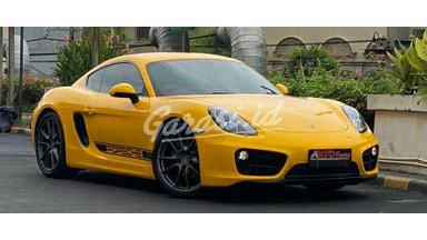 2013 Porsche Cayman 2.7 - FullSpec Sport Chrono Sport Exhaust
