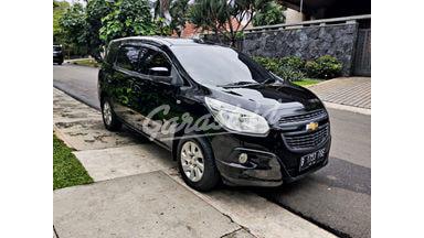 2014 Chevrolet Spin lt - KM rendah asli
