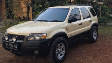 2003 Ford Escape Xlt - Mulus Siap Pakai