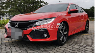 2019 Honda Civic Turbo RS