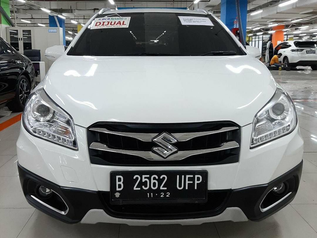 2017 Suzuki Sx4 S-Cross