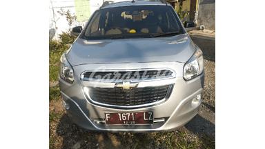 2015 Chevrolet Spin Ltz - Langsung Tancap Gas
