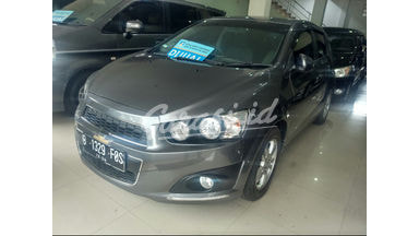 2014 Chevrolet Aveo Ltz - Harga Bisa Digoyang