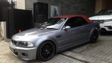 BMW M Series >> Jual Mobil Bekas 2002 Bmw M Series M3 Convertible Jakarta Pusat 00dh660 Garasi Id