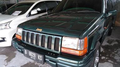 2002 Jeep Cherokee 2.5 - SIAP PAKAI!