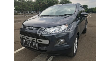 2016 Ford Ecosport Titanium Ltd