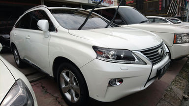 2013 Lexus RX 270 - Barang Istimewa