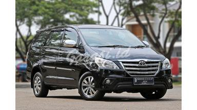 2014 Toyota Kijang G DSL - Kondisi Ok & Terawat