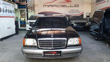 1997 Mercedes Benz S-Class 320 - Barang Istimewa Dan Harga Menarik