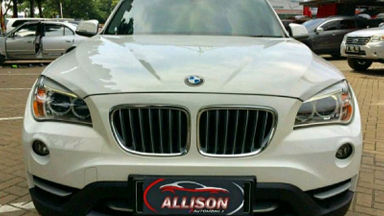 2014 BMW X1 sDRIVE AT - istimewa