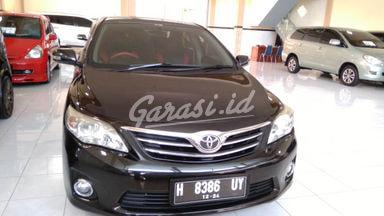 2011 Toyota Corolla Altis G - SIAP PAKAI