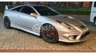 2001 Toyota Celica Sport - Barang Istimewa Harga Menarik Bisa Kredit