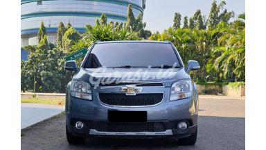 2016 Chevrolet Orlando 1.8L LT A/T Siap Pakai