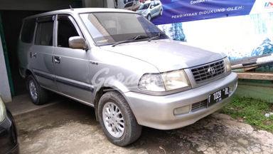 2001 Toyota Kijang LX - Terawat Siap Pakai