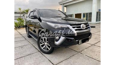 2017 Toyota Fortuner VRZ - Bekas Berkualitas