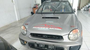 2003 Subaru Forester 2.0 - Unit Siap Pakai