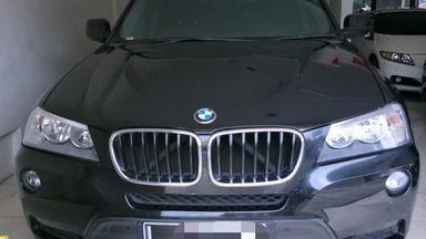 2011 BMW X3 2.0 Automatic - Barang Mewah dan langka