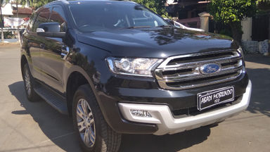2015 Ford Everest Trend - Harga Bersahabat