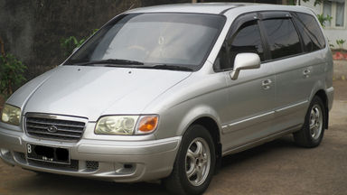 2002 Hyundai Trajet - Barang Mulus