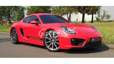 2013 Porsche Cayman 2.7 - sport chrono Perfect