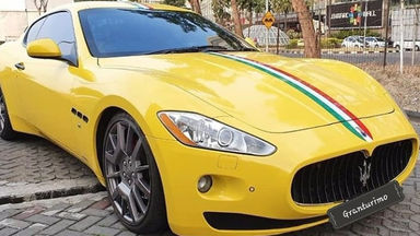 2009 Maserati Granturisimo S Coupe - Unit Super Istimewa Barang Bagus Siap Pakai