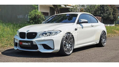 2018 BMW M Series M2 coupe