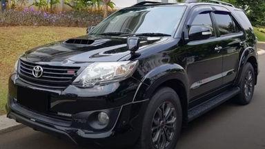 2015 Toyota Fortuner G VNT TRD - Mobil Pilihan