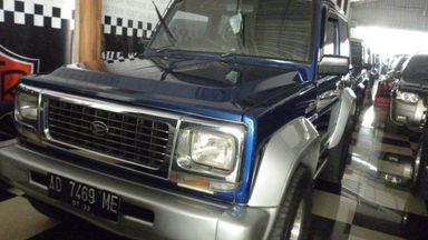 1993 Daihatsu Feroza 1.6 - Kondisi Ciamik