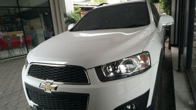 2014 Chevrolet Captiva 2.0 AT FL2 - Unit Super Istimewa